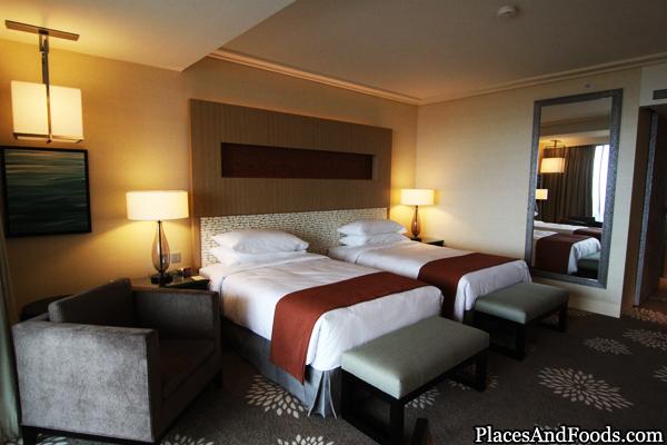 Marina Bay Sands Singapore Hotel Review The Horizon Rooms
