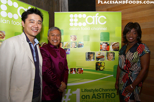 AFC ONE NIGHT: A MALAYSIAN WEDDING – CHEF WAN PREMIERES ON THE ASIAN FOOD CHANNEL