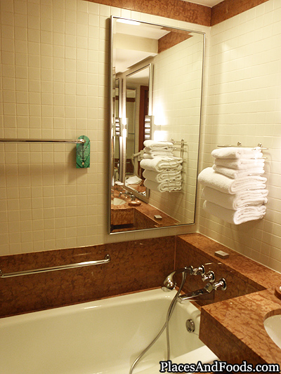 Pan Pacific Singapore Hotel Review