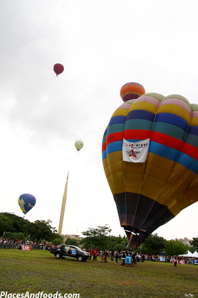 Putrajaya International Hot Air Balloon Fiesta 2011