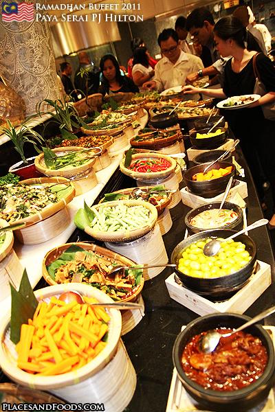 Ramadhan Buffet at Paya Serai PJ Hilton