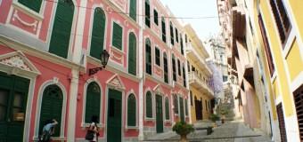 Finding the Love Lane Macau (戀愛巷)
