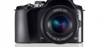 Samsung NX-20 Panorama Function