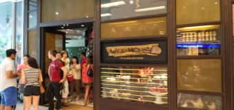 English Breakfast at Wild Honey Scotts Square Singapore