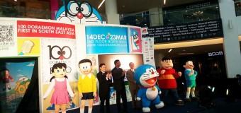 100 Doraemon Secret Gadgets Expo Viva Mall Preview