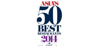 Asia's 50 Best Restaurants 2014 Awards in Singapore