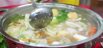 Pulau Ketam Steamboat Restoran Tiang Seng Taman Desa