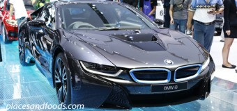 BMW i8 Pictures at Bangkok International Motorshow 2014