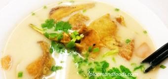 Taynton Fish Head Noodle  大同鱼头米 Review