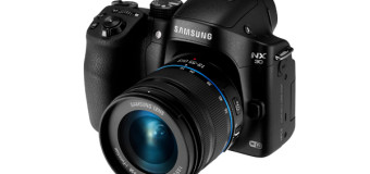 Samsung NX 30 First Impression
