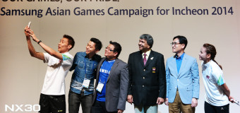 Samsung Social Caster for 17th Incheon Asian Games