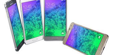 Samsung Introduces GALAXY Alpha, the evolution of the GALAXY Design