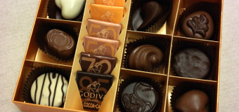 Chocolate School Session with Godiva