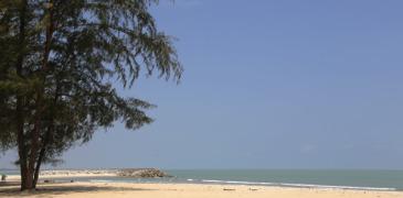 Narathat Beach Narathiwat