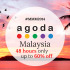 agoda flash sale banner