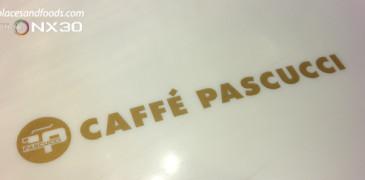 Caffe Pascucci Bingsu and Coffee Gangnam Seoul
