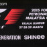 Shinee Pictures in 2015 Malaysia F1 Post Race Party