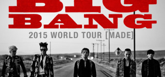 Big Bang 2015 World Tour Malaysia Thailand Singapore Philippines Indonesia