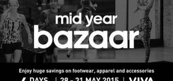 Adidas Mid End Clearance Sale Viva Expo Hall May 2015