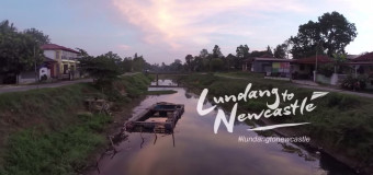 Lundang to Newcastle Malaysia Airlines Video