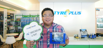 TYREPLUS Taman Megah MICHELIN Free Gift and Free Vehicle Inspection Promotion