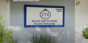 Baan Khun Nine Hotel Wangdoem and Hostel in Bangkok