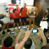 Liverpool FC Asia Tour 2015 Adam Lallana and Rickie Lambert Meet and Greet Session