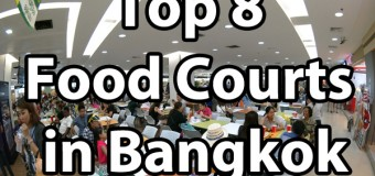 Top 8 Food Courts in Bangkok