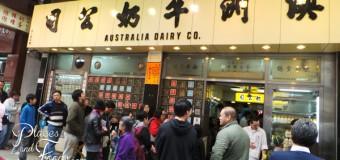 Australian Dairy Company Hong Kong