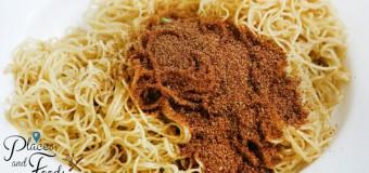Wong Chi Kei Famous Shrimp Egg Noodles
