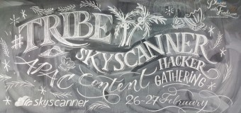 Skyscanner APAC Content Hacker Gathering 2016