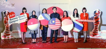 AirAsia Runway Ready Designer Search 2016 Goes ASEAN