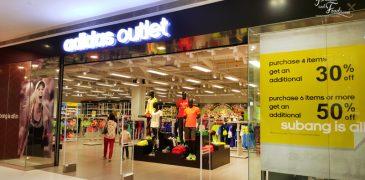 Adidas Outlet in Da Men USJ Malaysia