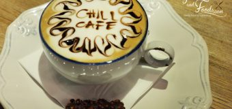 Chill Café Macau: 3D Coffee Art