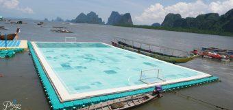 Koh Panyee Island Football Field Visit: Thai Ad Inspired