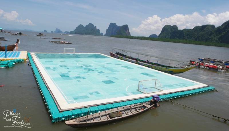 Koh Panyee Island Football Field Visit: Thai Ad Inspired