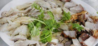 Kolok Nameless Chicken Rice: Food for Breakfast in Kolok Town Narathiwat