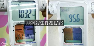 Losing 7kg in 20 Days with HCG Weight Management Program
