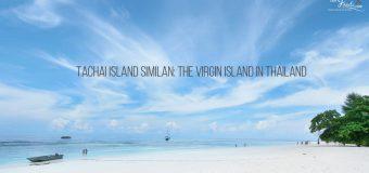 Tachai Island Similan: The Virgin Island in Thailand