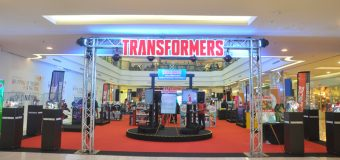 Transformers In 1 Utama: Bring Your Kids to Meet Them Now