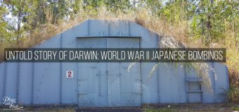 Untold Story of Darwin: World War II Japanese Bombings