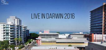 Live in Darwin 2016