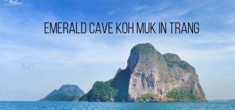 Emerald Cave Koh Muk in Trang