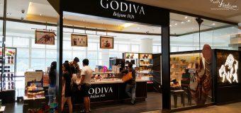 Godiva Soft Serve Ice Cream KLCC Malaysia