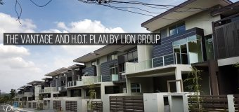 The Vantage and H.O.T. Plan by  Lion Group Property Division