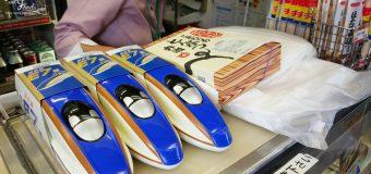 The Shinkansen E7 Bento in Tokyo Station Japan Review