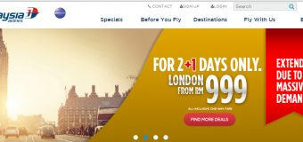 Malaysia Airlines RM 999 Promo Extended
