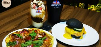 Tiki Taka Medan Damansara CONNOR'S STOUT PORTER Infused Menu