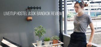 LiveItUp Hostel Asok Bangkok Review