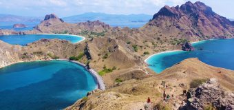 Padar Island Hiking Experience in Komodo National Park